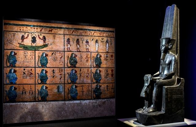 Paris Tutankhamun show sets new record with 1.42 mn visitors
