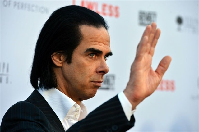 Nick Cave says new double album out next week