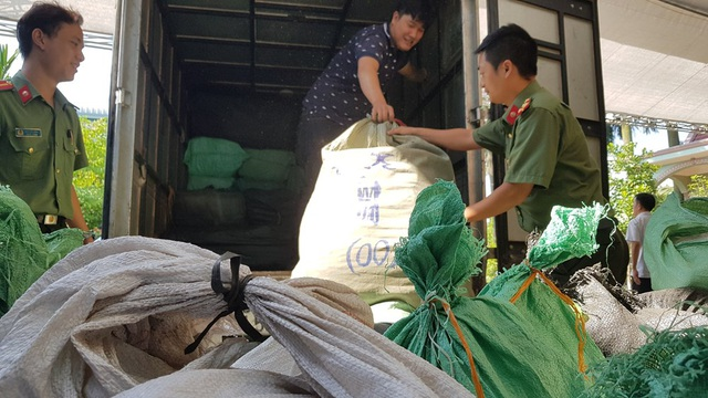 Hải Phòng police seize600kg of questionable herbal medicine at diabetesseminar