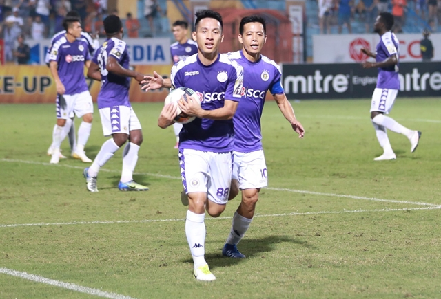Hà Nội aim for historic AFC Cup first