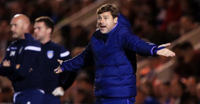 Pochettino admits Spurs are unsettled after Colchester shock