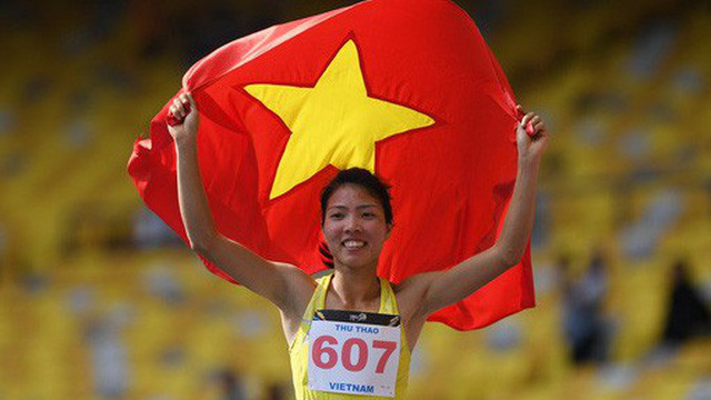 Long jump champion Thảo to withdraw from SEA Games