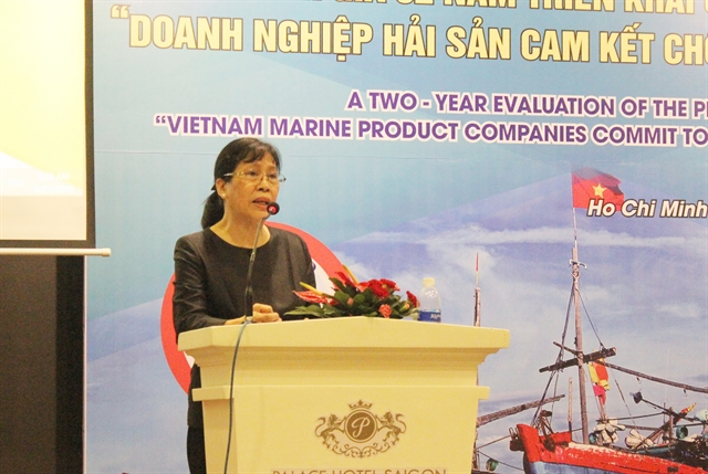 VN seafood industry work hard to combat illegal fishing get rid of EU yellow card