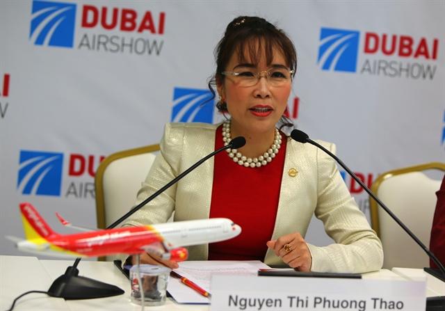Two Vietnamese CEOs named as top Asian 'Power Businesswomen