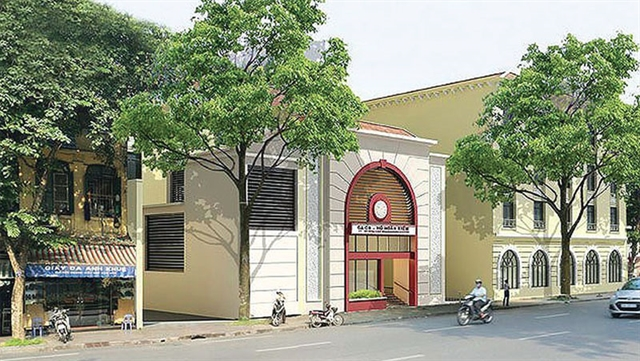 Hà Nội seeks for approval on underground station