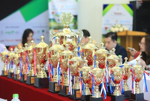 Golfers to compete at Tiền Phong Golf Championship