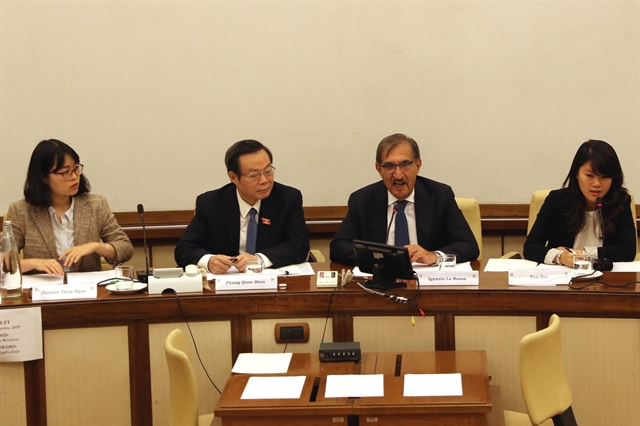 Việt Nam expects stronger parliamentary ties with Italy: official