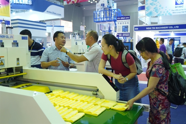 Plastics and rubber industry expo attracts over 520 exhibitors