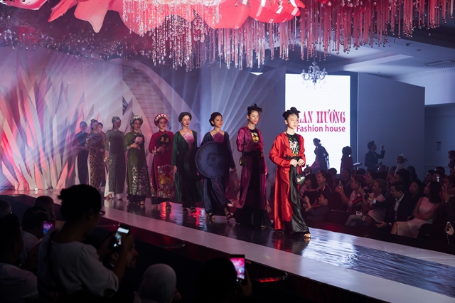 Intl fashion beauty event to kick off