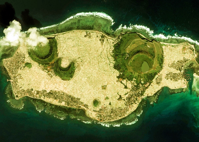 Lý Sơn Islands to build as a non-carbon site