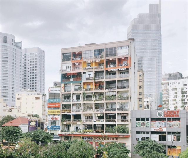Old is gold: once-shunned decrepit buildings find new commercial uses in Viet Nams cities