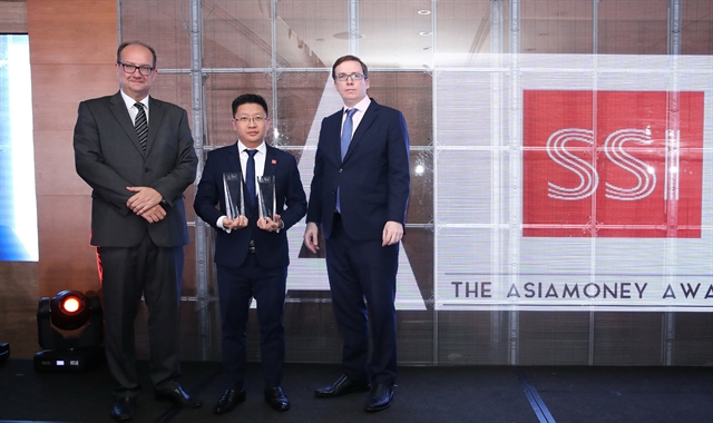 SSI wins in 2 categories at Asiamoney Best Southeast Asia Securities House Awards
