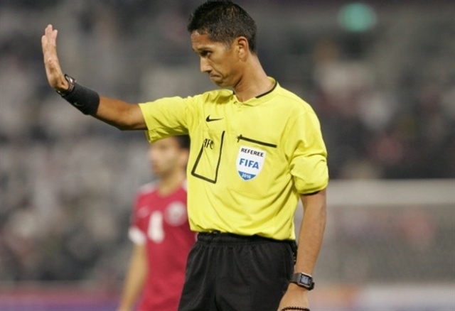 Malaysian referees to officiate V.League 1 matches
