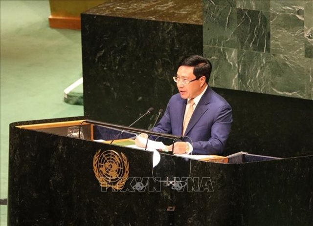 Việt Nam calls for strengthening of multilateralism