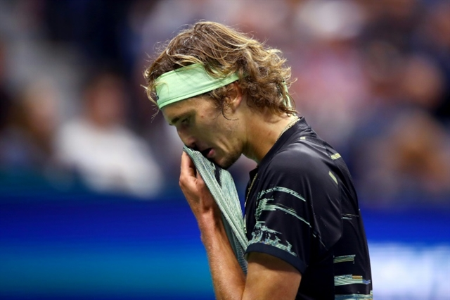 Zverev loses at US Open as Nadal faces former champion