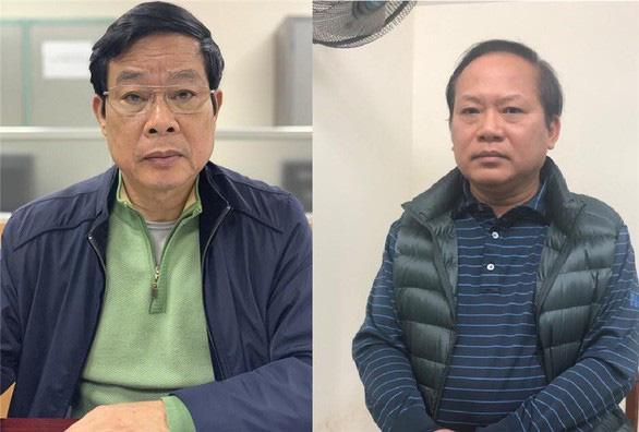 AVG deal: Former minister Nguyễn Bắc Son accused of taking 3 million of bribery
