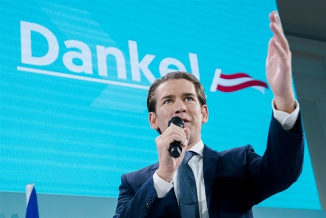 Conservatives win Austria election as far-right tumbles
