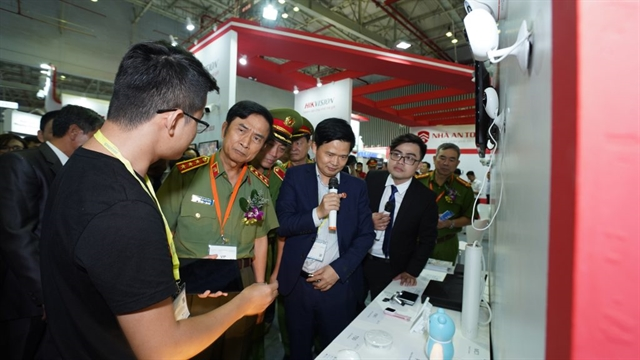 Rapid growth foreseen for security equipment market