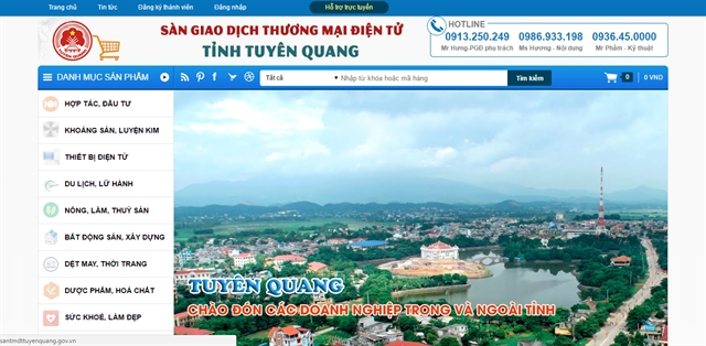 Việt Nam to enhance management of e-commerce activities