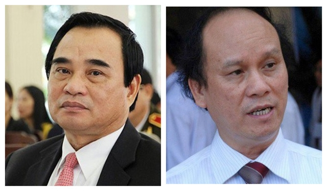 Two Đà Nẵng ex-chairmen prosecuted for trillions of đồng worth of losses