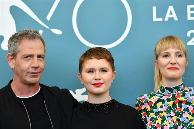 Quirky Australian film breaks hearts at Venice film festival
