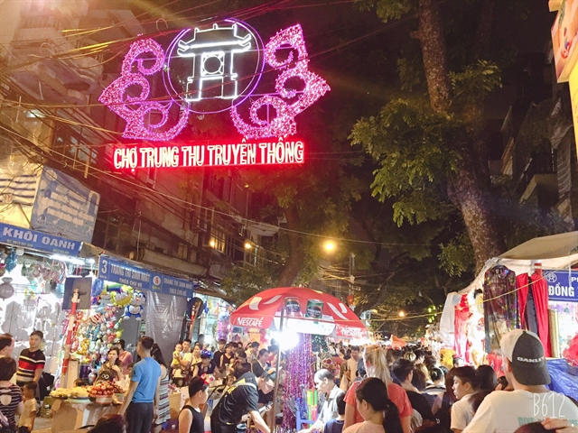 Old quarter mid-autumn festival kicks off in Hà Nội
