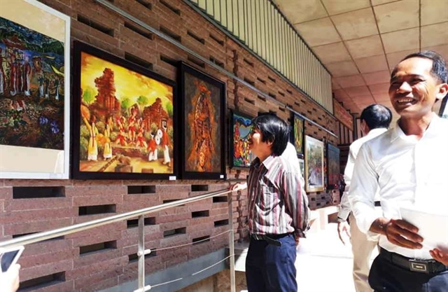 Exhibition on heritage preservation opens