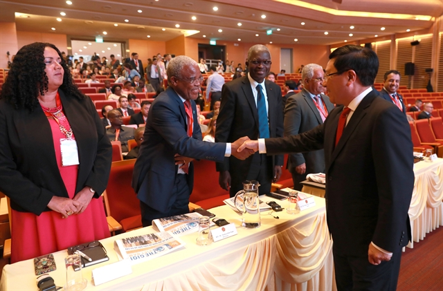 Việt Nam and Middle East Africa have various potentials to expand co-operation: Deputy PM