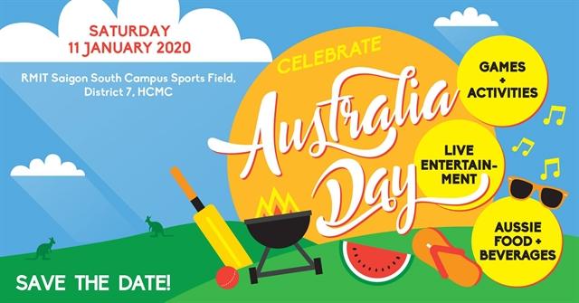 Australia Day Community Event 2020 at RMIT