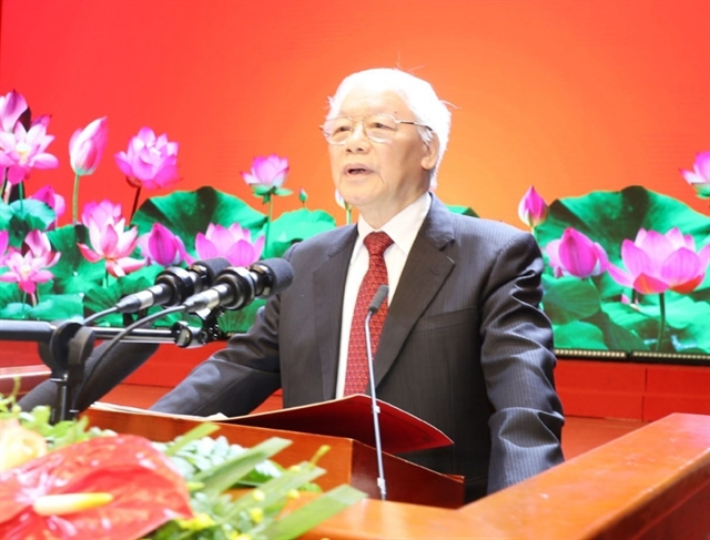 Top leaders message on Việt Nams assumption of ASEAN UNSC positions
