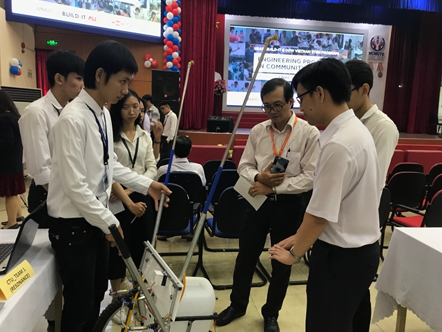 Contest highlights students innovative products
