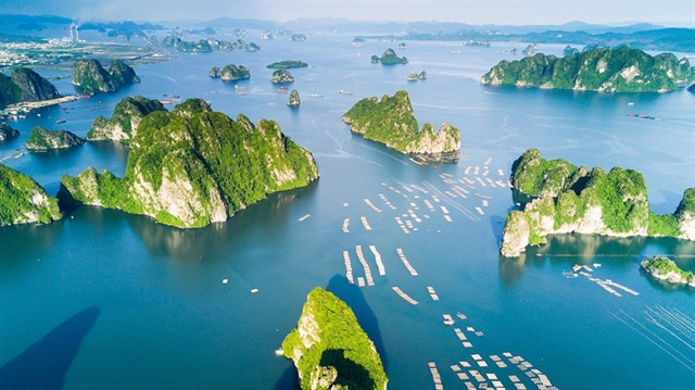 Ceremony to honour Hạ Long Bays double UNESCO recognition