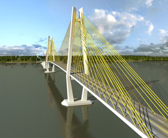 Ministry of Transport proposes to build Rạch Miễu Bridge No.2