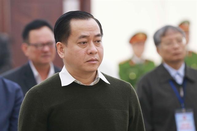 Former Đà Nẵng chairmen jailed in Phan Văn Anh Vũ case