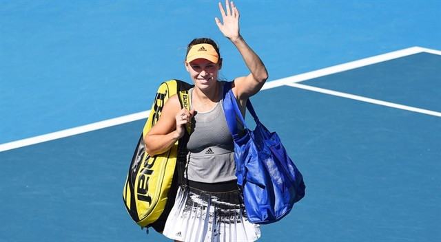 Sore Wozniacki pulls out of Kooyong Classic