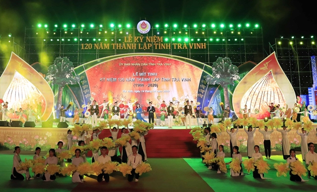 Trà Vinh celebrates 120th anniversary of establishment