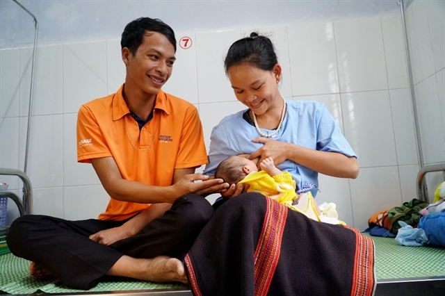 Ethnic minority and rural women access early essential newborn care services
