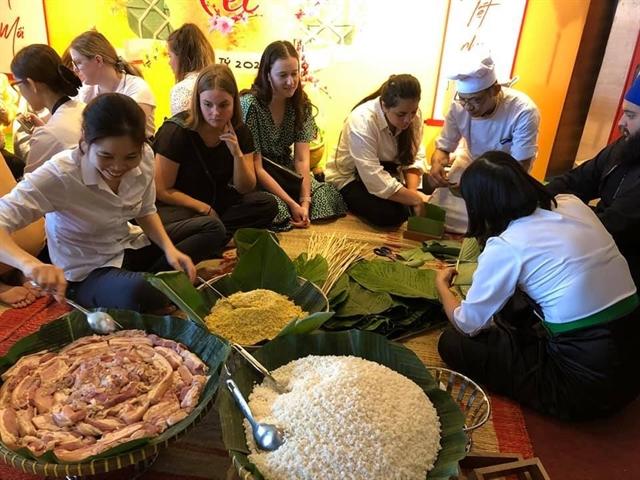 International student exchange begins in Đà Nẵng