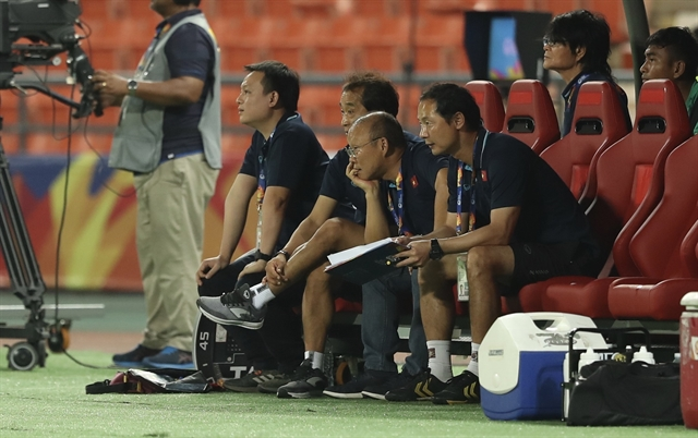 Việt Nam crash out of AFC U23 Championship