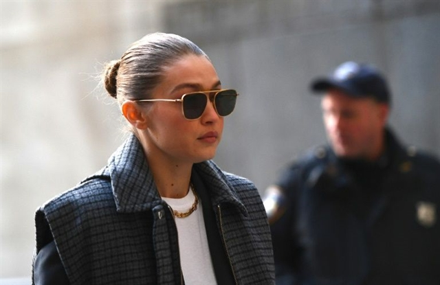 Seven Weinstein jurors picked as model Gigi Hadid is excused