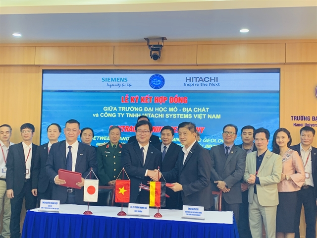 HUMG Hitachi Systems Vietnam ink deal for a smart laboratory