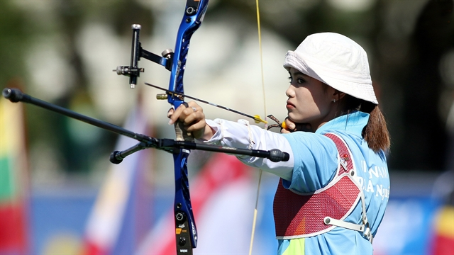 Archers Nguyệt Vũ to make Việt Nam Olympic dream come true