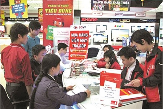 Credit institutions boost consumer lending before Tết