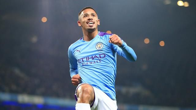 Jesus extends mastery of Everton in Man City win