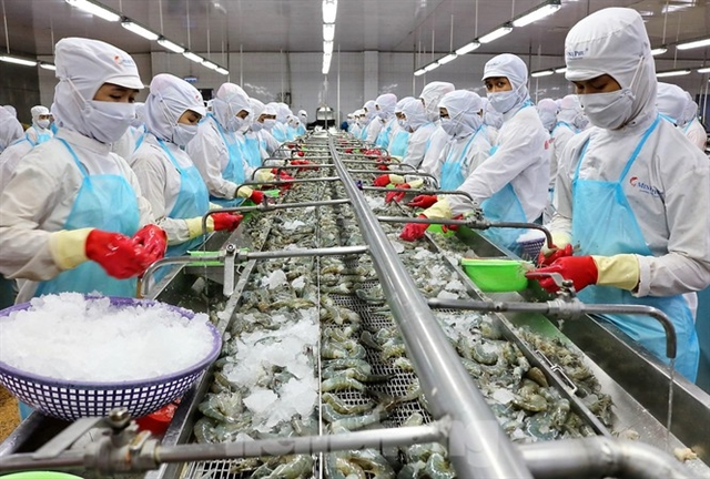 Minh Phú Seafood shares fall on investigation of tax evasion