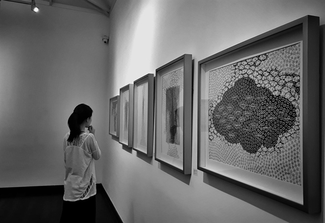 Private galleries enrich HCM Citys arts scene