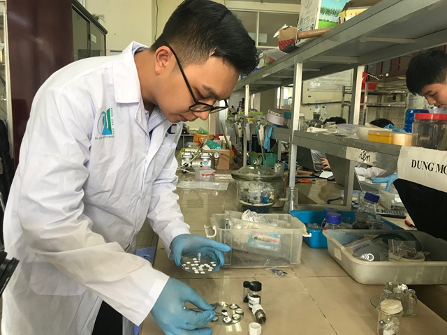 University research team makes rechargeable batteries out of rice husks