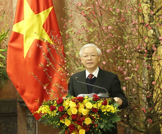 Party State leader sends New Year wishes to all Vietnamese