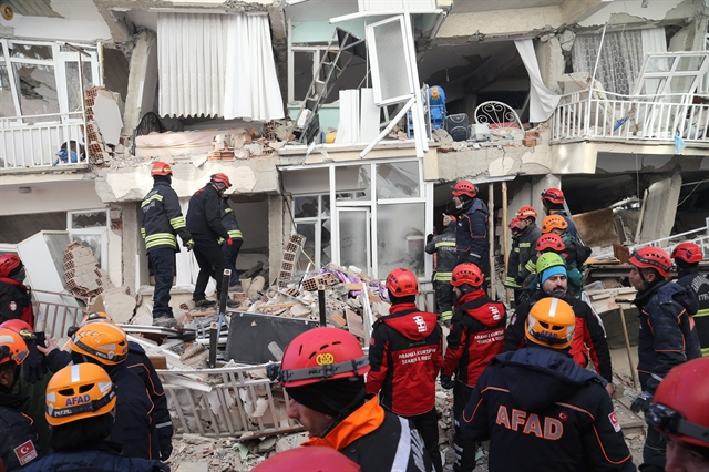 Turkey quake death toll rises to 31