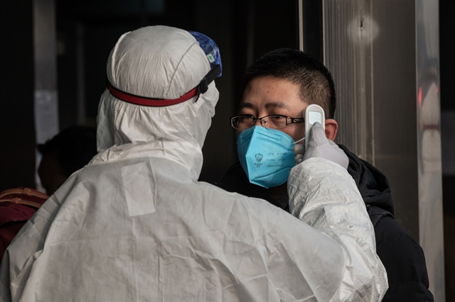 WHO says still probing if Chinese virus can spread before symptoms